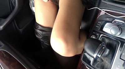 Taxi, Asian wife, Wife with