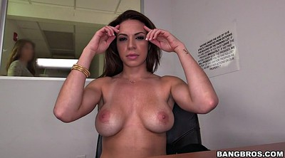 Big tits solo, Kylie