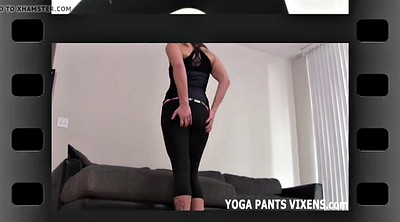 Yoga, Round ass, Yoga pants, Big round ass, Tight pants