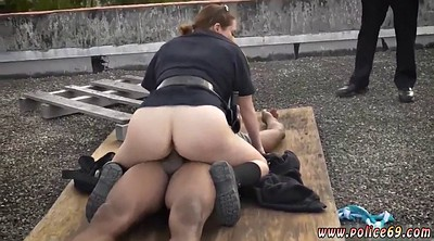 Blacked, Ebony blowjob, Ebony public