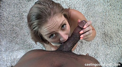 Whore, Interracial couch, Casting couch hd