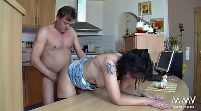 Mature mom, German mature, Mom film