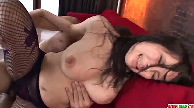 Japanese creampie, Huge