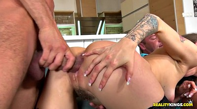 Hole, Young anal, Group anal