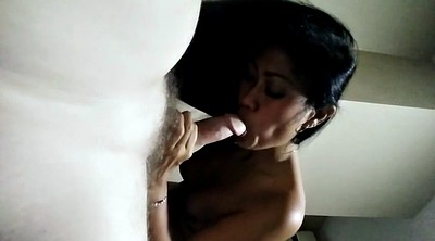 Cum in mouth, Indonesian, Interracial cum