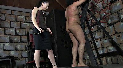 Caning, Male slave, Femdom caning, Caned