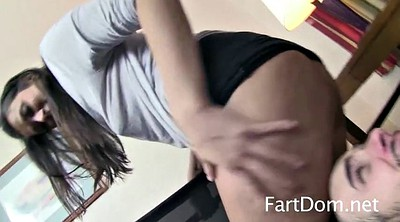 Facesitting, Farting, Facesit, Face sitting, Asian femdom