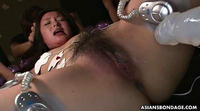 Bdsm japanese, Electric, Tits torture, Japanese small, Asian dildo, Small tits