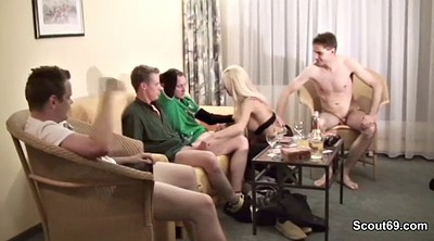 Casting, Private, Young casting, Young gangbang, Teenage