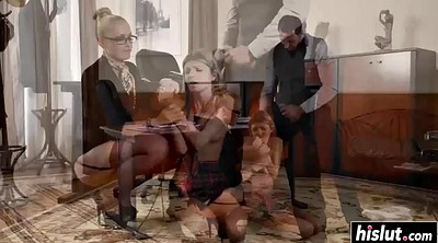Anal bdsm, Office bondage