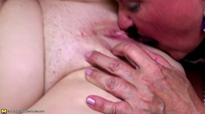 Mature granny, Mature lesbian, Perfect, Young and old, Young lesbian, Sex mature