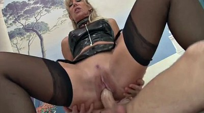 French, French mature anal