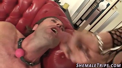 Feet, Shemale bdsm