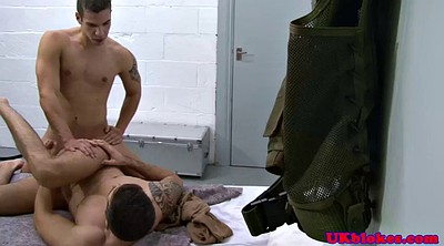 Riding, Muscle, Anal orgasm, British gay