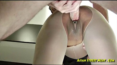 Office, Office anal, Asian young