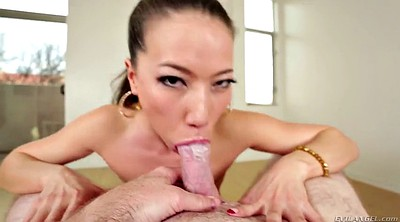 Big tit, Kalina ryu, Gagging