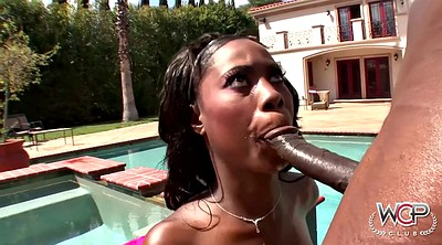 Outdoor, Big black cock, Hairy anal