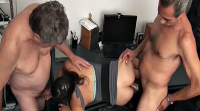 Latin, Group sex, Two girls, Two girl
