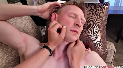 Home, Raw, Home anal, Gay shemale, At home, Anal home
