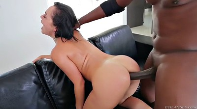 Interracial missionary, White ass, Hairy ass, Black fucking, Kristina, Ebony missionary