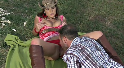 Outdoor anal, Wood, Rough anal