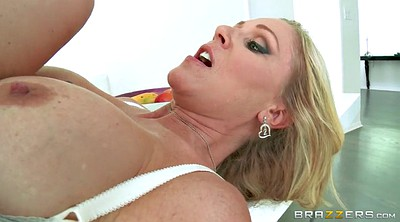 Julia ann, Julia, Stepson, Big tits milf