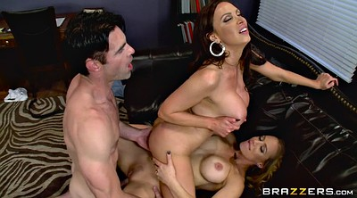 Nikki benz, Husband threesome