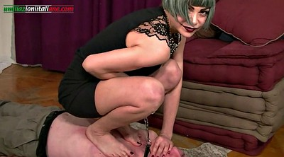 Facesitting, Trample, Face sitting, Italian, Trampling, Trample face