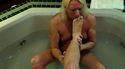 Mistress, Sissy, Foot job, Mature foot, Mistress foot, Mature mistress