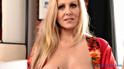 Julia ann, Julia, Anne, Stockings milf, Milf stocking