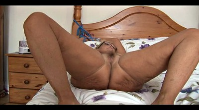 Mature bondage, Hairy granny, Mature tied, Tied bed, Granny lady, Chubby mature