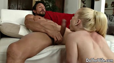 Smoking, Nikki, Tommy, Smoking blowjob, Front husband, Banged in front of husband