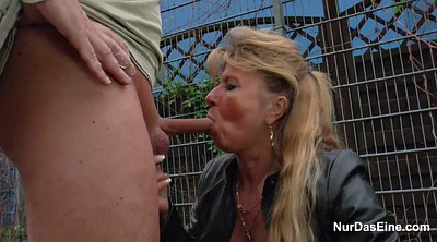 Old, Street, For money, Street outdoor, Mom whore
