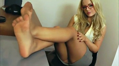 Nylon feet, Nylon foot, Nylons, Feet nylon