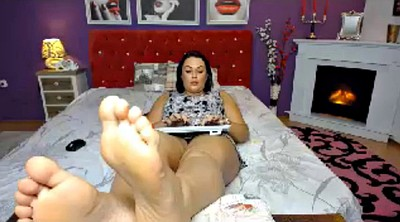 Sounding, Curvy milf, Bbw feet