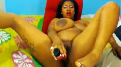Hairy dildo, Fat ebony, Colombian