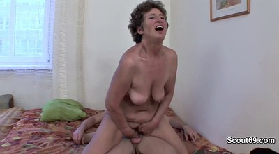 Mother, German anal, Anal granny, Stepson, Grannies anal