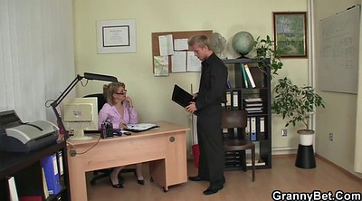 Office, The young, His wife