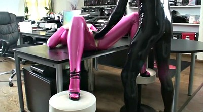 Latex, Condom, Catsuit
