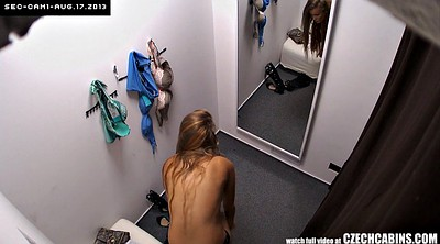 Spy, Panty, Changing, Changing room, Change room
