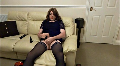 Crossdresser, Crossdressing, Plug, Crossdressers