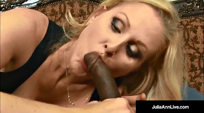 Julia ann, Cum in my mouth