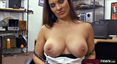 Office, Blowjobs, Sophie, Busty latina