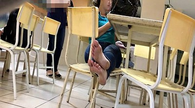 Candid, Candid feet, Sole