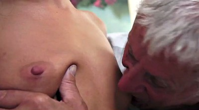 Grandpa, Old & young, Mature milf, Fuck mature