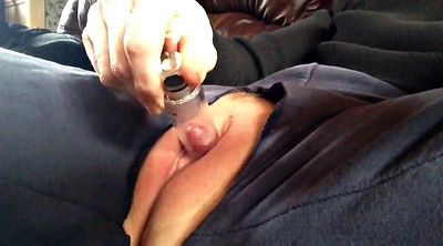 Pumping, Puffy, Orgasm contractions