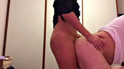 Pegging, Strapon wife