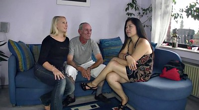 Asian granny, Granny handjob, Granny asian
