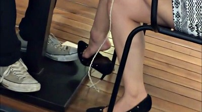 Foot, Candid, Shoeplay
