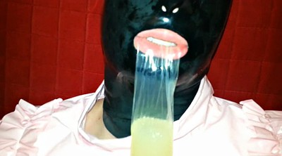 Latex, Condom, Mask, Masked, Condoms, Latex mask